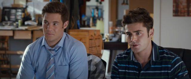Film Mike i Dave sháněj holku k přehrání přes internet.