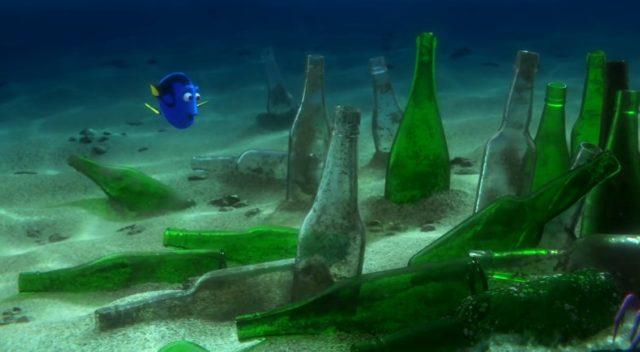 Nový animovaný film se zapomětlivou rybičkou v hlavní roli.