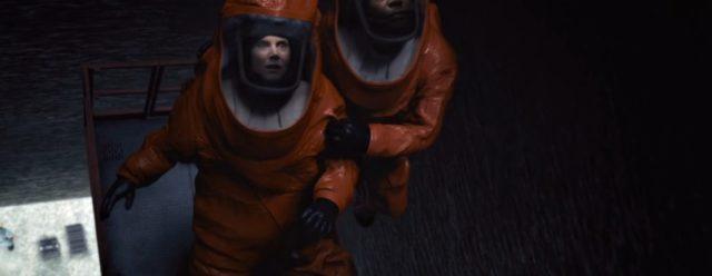 Nový americký sci-fi snímek.